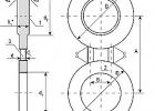 Заглушки поворотные (АТК 26-18-5-93)